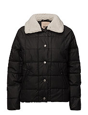 Jacket Outerwear Heavy - BLACK