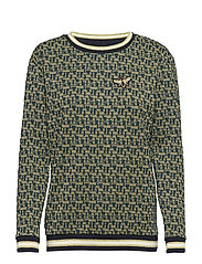 Pullover Heavy - BOLD PINE MIX