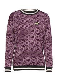 Pullover Heavy - FUCHSIA MIX