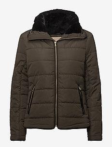 Jacket Outerwear Heavy - RICH KHAKI MIX