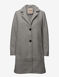 Coat Outerwear Heavy - DOVE MIX