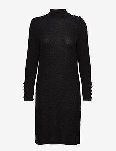 Dress-jersey - BLACK MIX