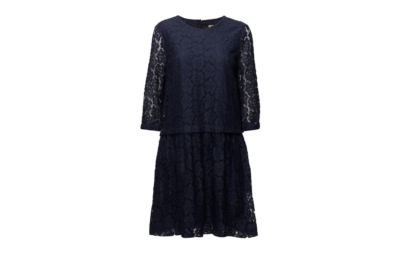 65 Inwear 100 Coton Viscose Doublure Dress Remy Midnight 35 Polyamide Équipement Intérieure rwX8rOq