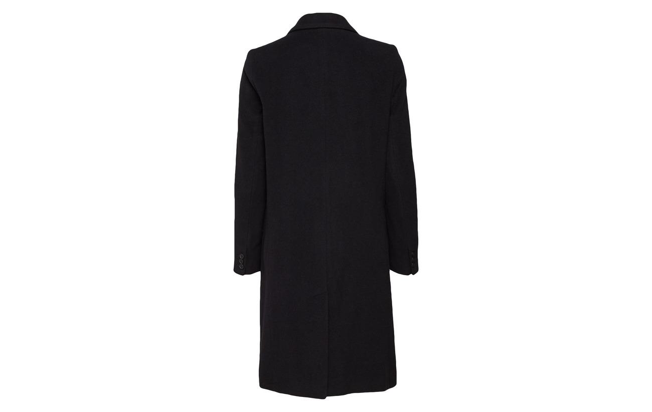Black Doublure Sai Inwear 100 Laine 70 Intérieure 30 Polyester Classic Équipement Ow Coat qBZIH