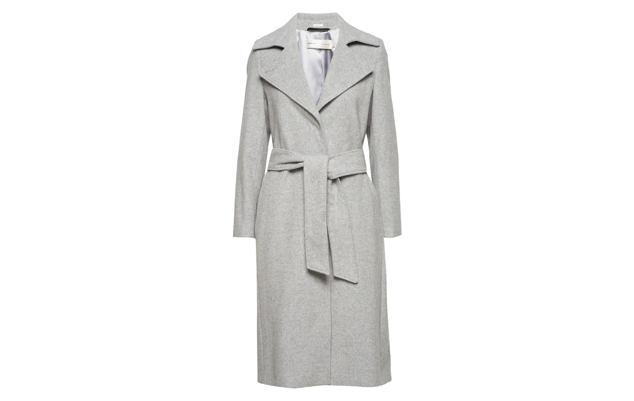Équipement Coat Belted Inwear Long Polyester Doublure Sai Laine 30 70 Winetasting 100 Intérieure E6xw4zSqnx