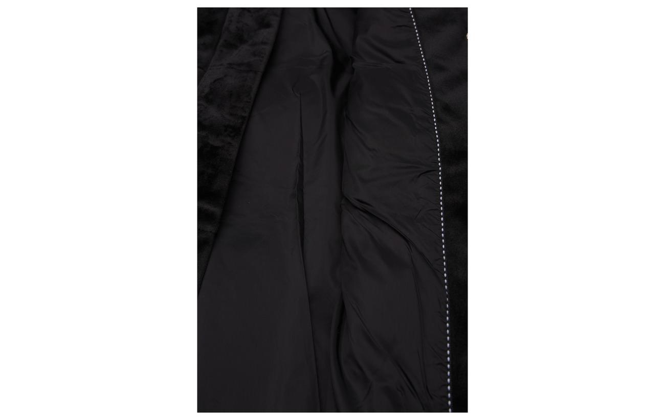 Black 100 Intérieure Inwear Polyester Saffira Doublure Équipement Coat Polyamide TqEvHw7