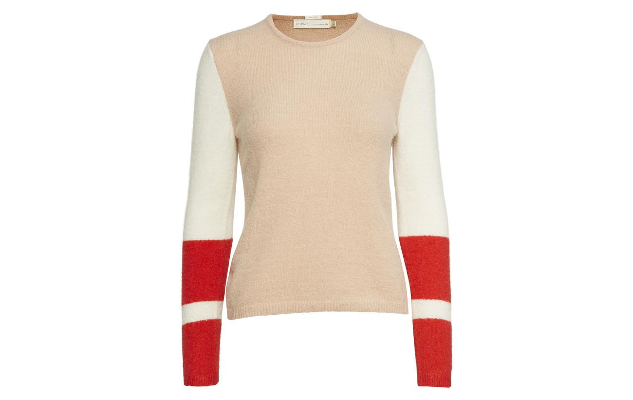 Knit Tia 27 Inwear Laine 5 Elastane Mohair Stripe 18 Pullover Multi Polyamide 34 Ma 1vqwdIrq