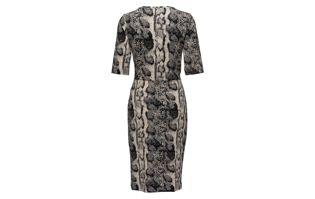Dress Kntg 95 5 Polyester Elastane Snake Felixia Inwear 5qaRwgpF