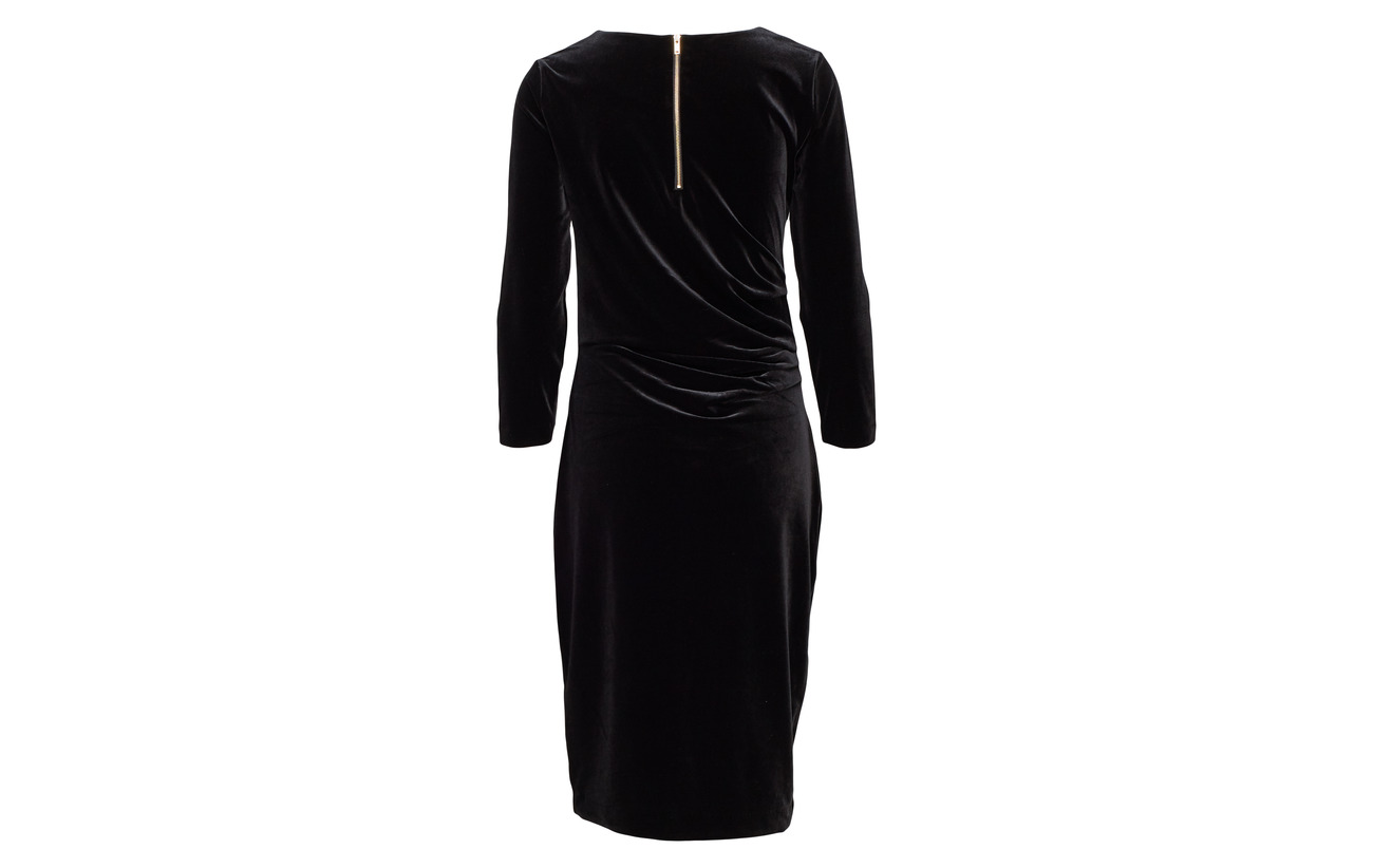 10 90 Black Elastane Dress Polyester Nisas Inwear Xw0RqTR