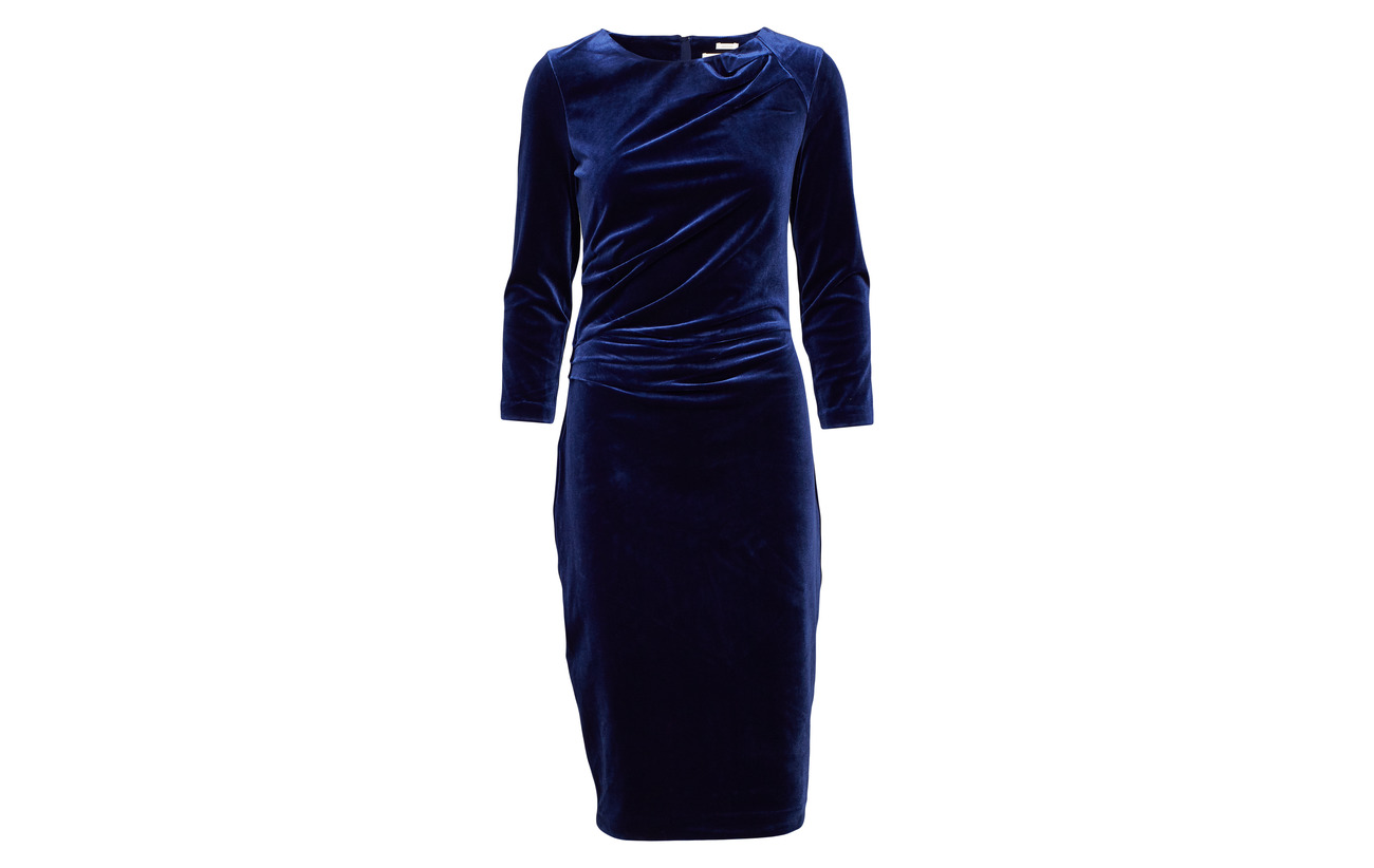 Inwear Dress Night Elastane Polyester 90 Nisas 10 Blue 4cSrHc