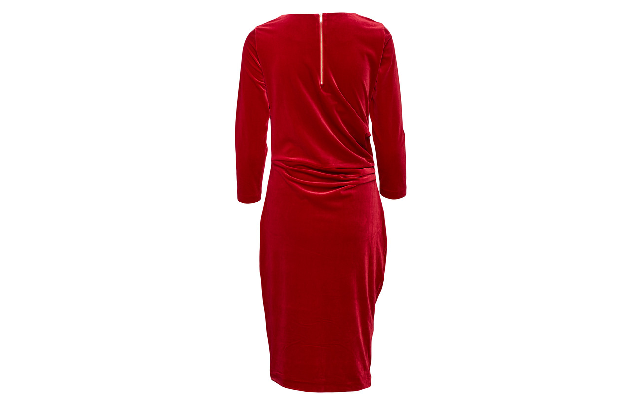 10 90 True Nisas Dress Polyester Red Inwear Elastane 4RYqx