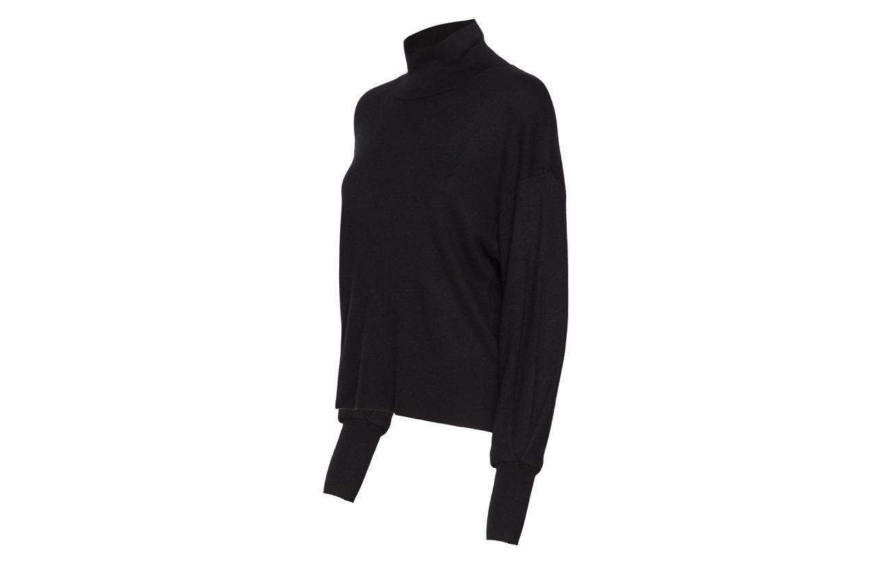Polyamide Black 5 Inwear Wanetta Pullover Viscose 55 40 Cachemire xwZxUqPS6