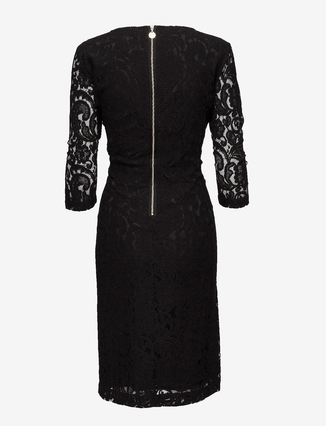 InWear - Patrice - koronkowe sukienki - black - 1