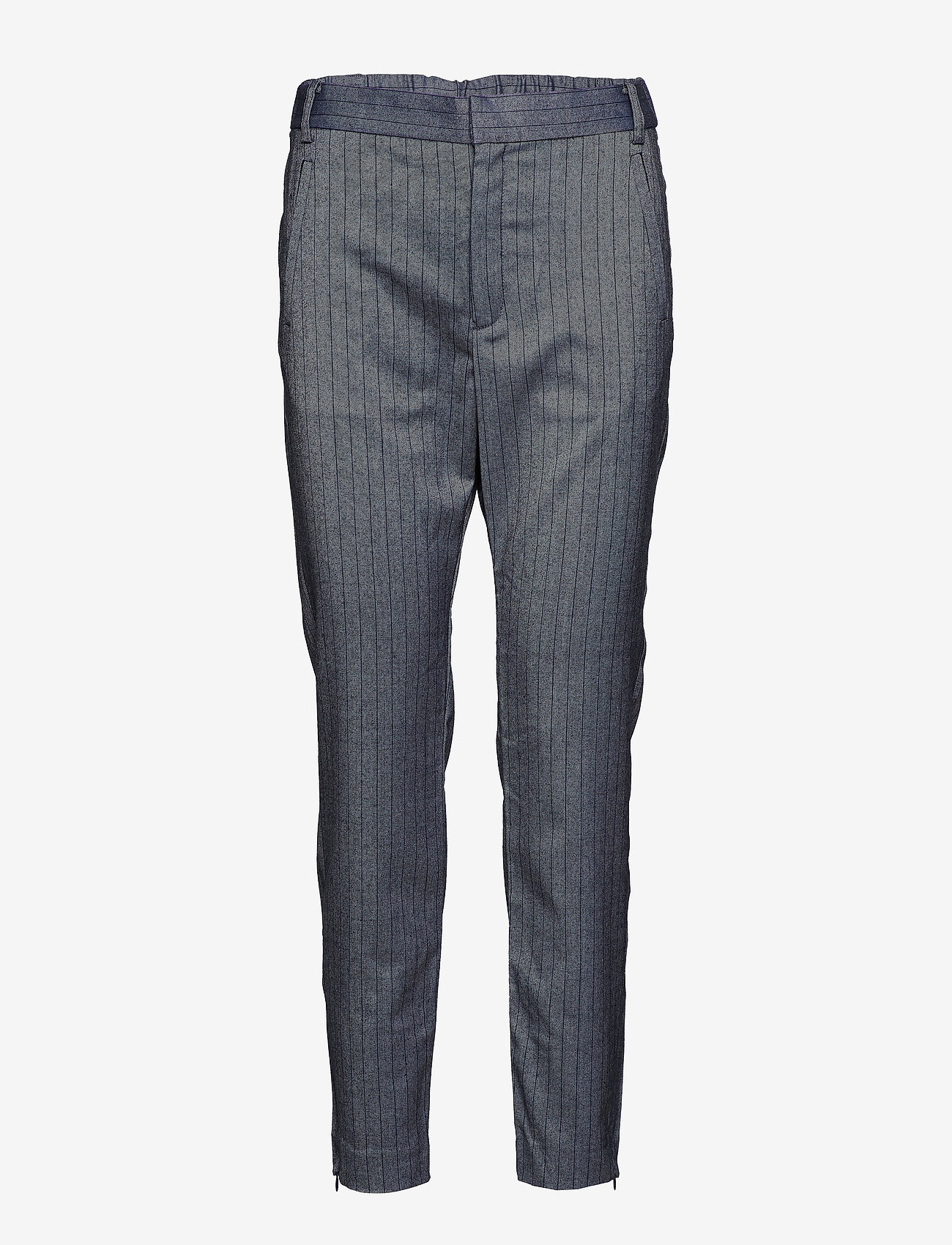 InWear - Cael Pants Nica Fit HW - pantalons slim fit - orient blue