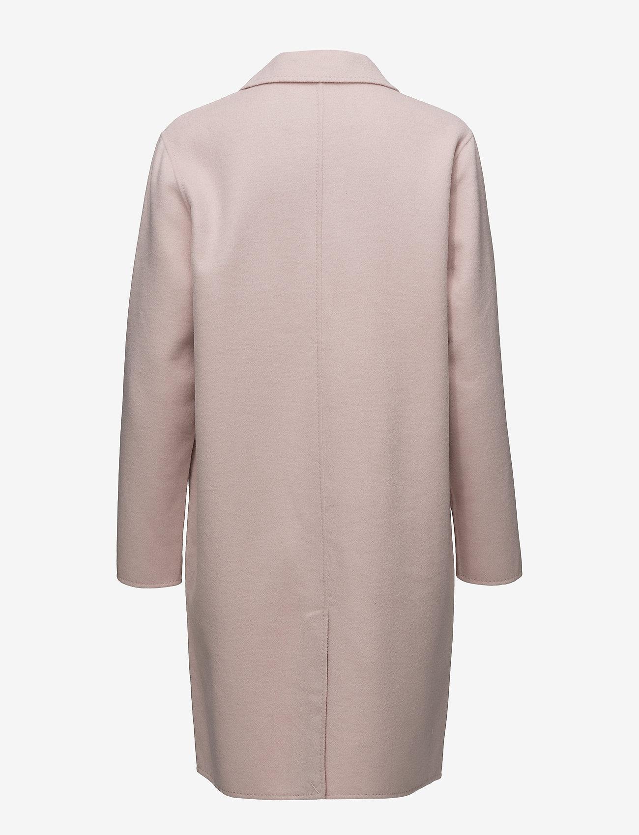 InWear - Carmeo Coat - wool jackets - cameo rose - 1