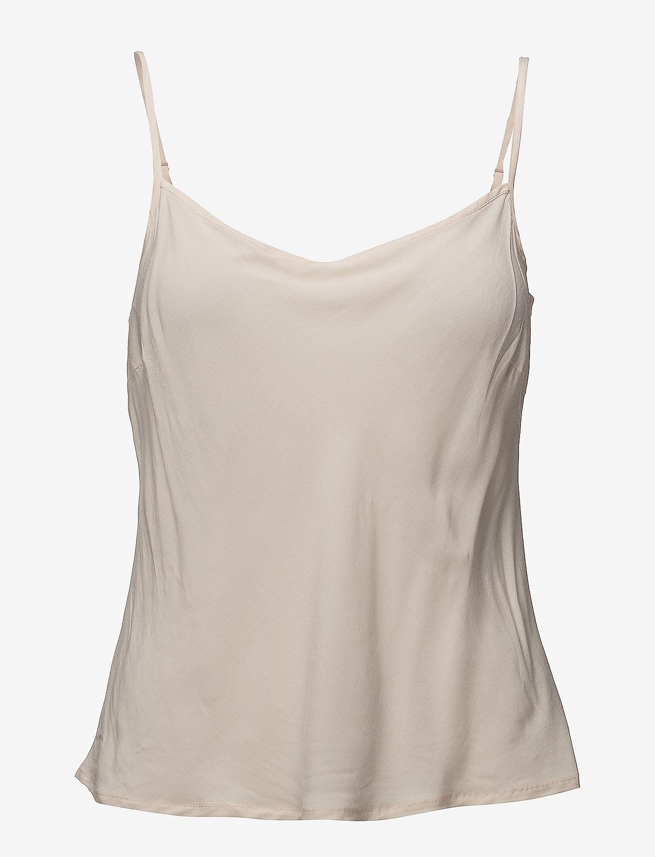 InWear Sabri Top LW - T-shirty i zopy FRENCH NOUGAT - Kobiety Odzież.