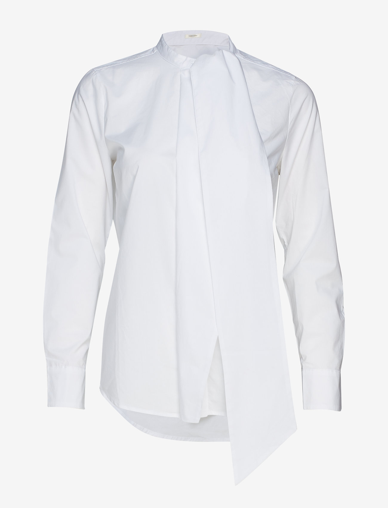 InWear - Vivienne Shirt - long-sleeved shirts - pure white