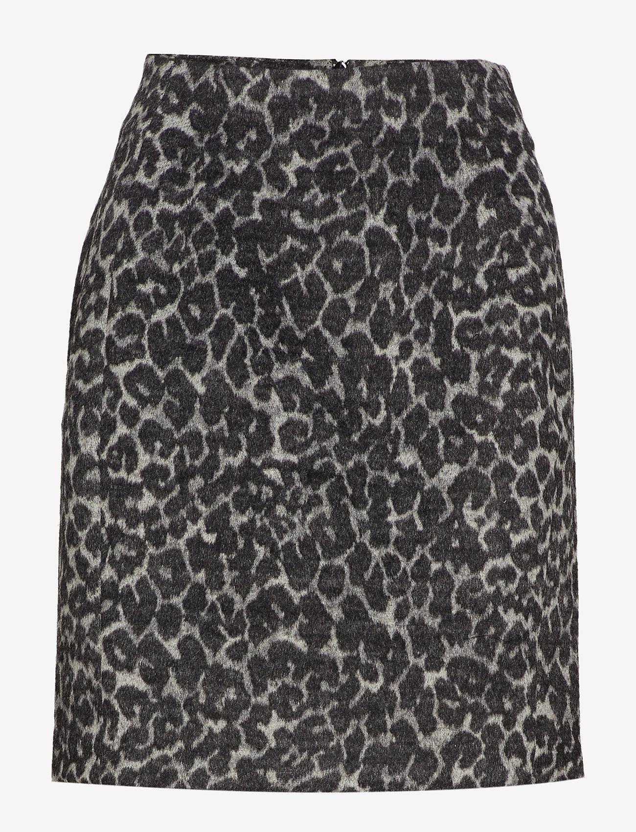 InWear - Giovanna Skirt - short skirts - leopard non