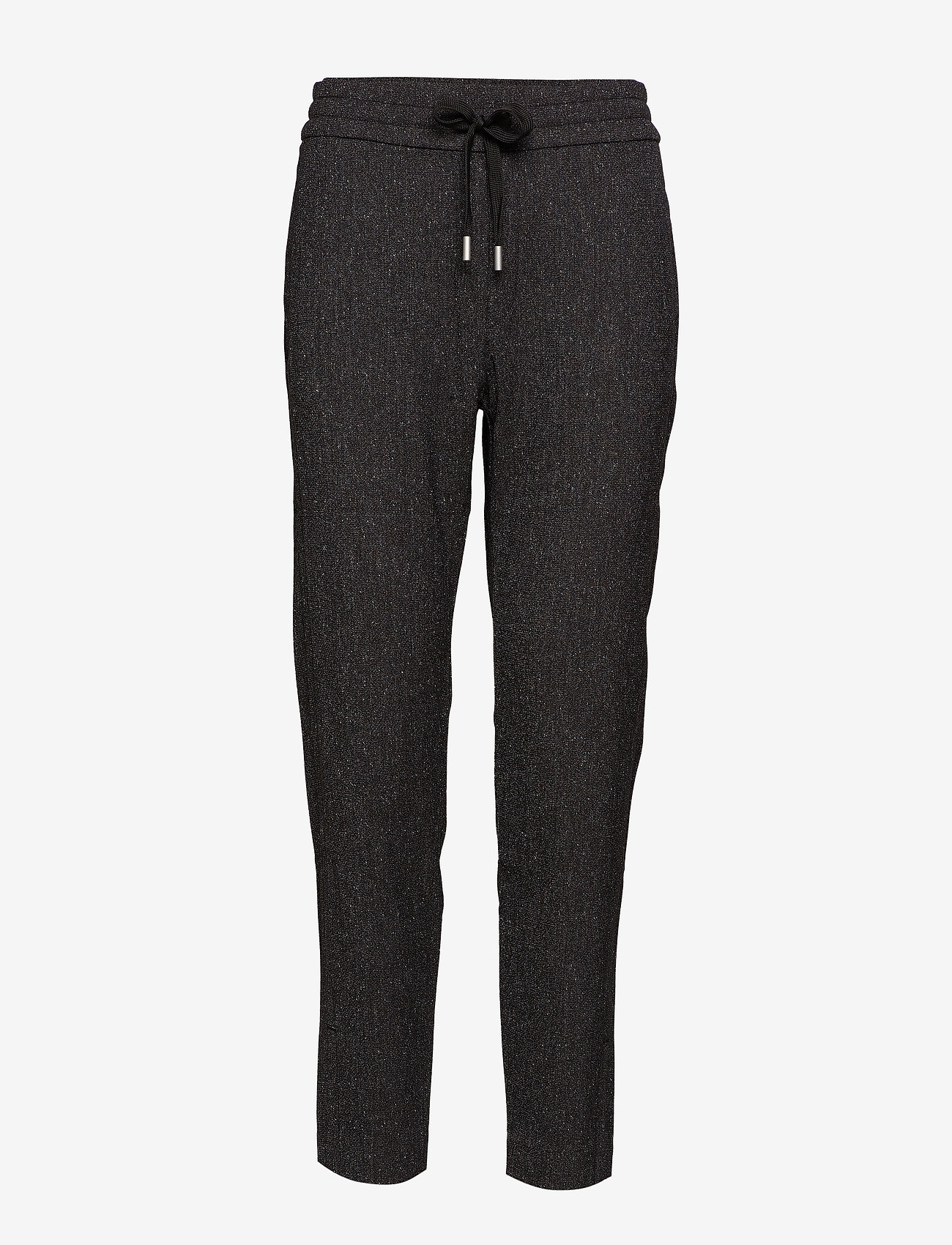 InWear - Gudrun Pant Nica Fit - casual trousers - dark grey melange