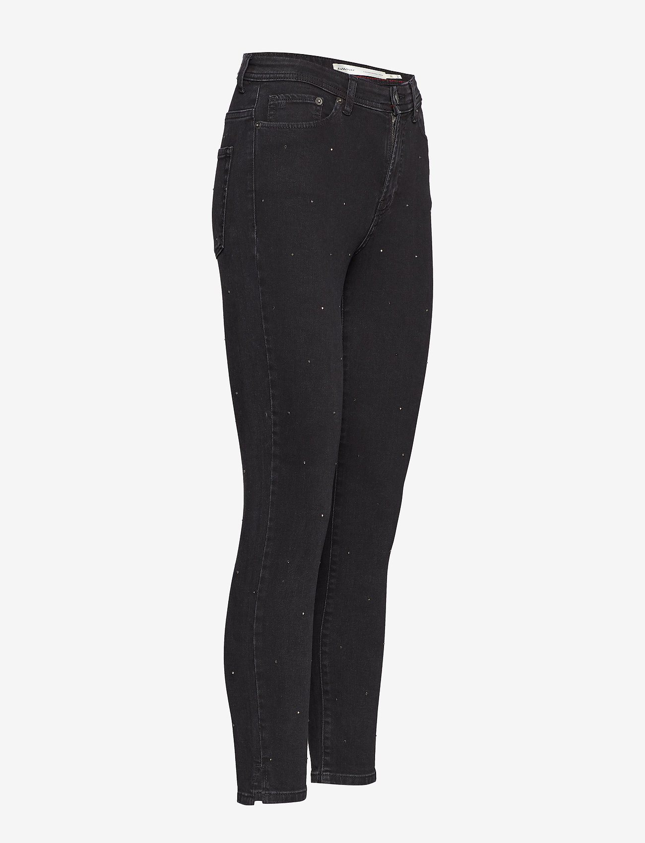 InWear Eliza Crystal Jeans - Dżinsy BLACK - Kobiety Odzież.
