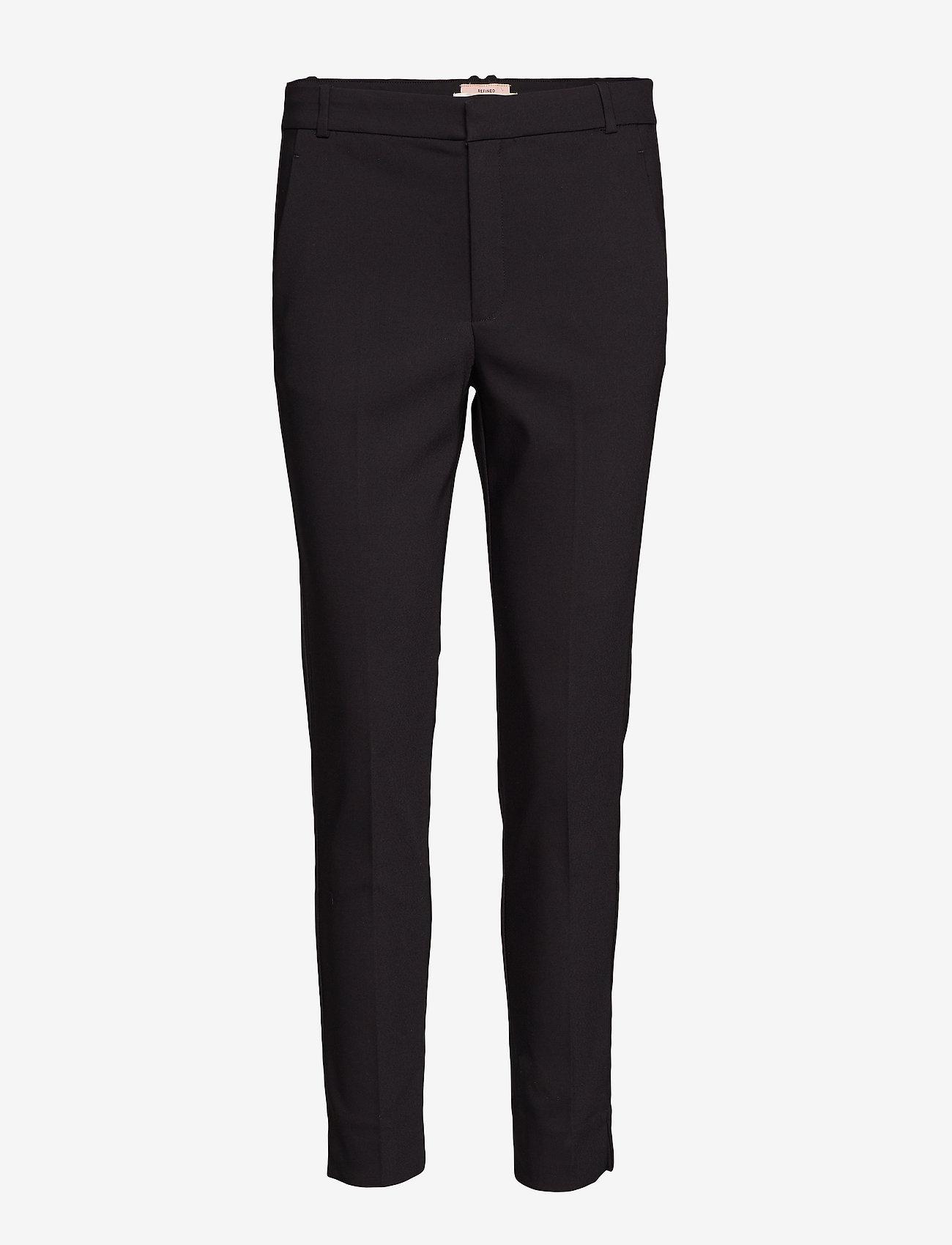 InWear - Zella Pant - slim fit bukser - black - 1