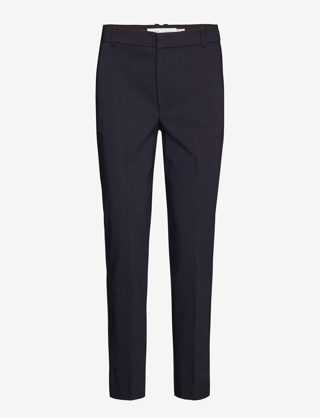 InWear - Zella Pant - slim fit bukser - marine blue - 1