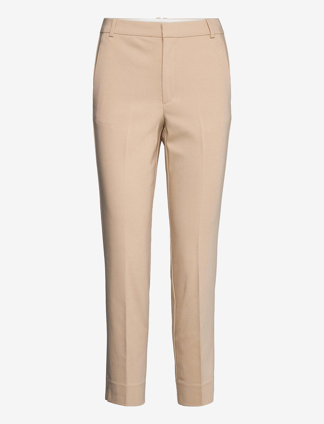InWear - Zella Pant - slim fit bukser - sandstone - 0