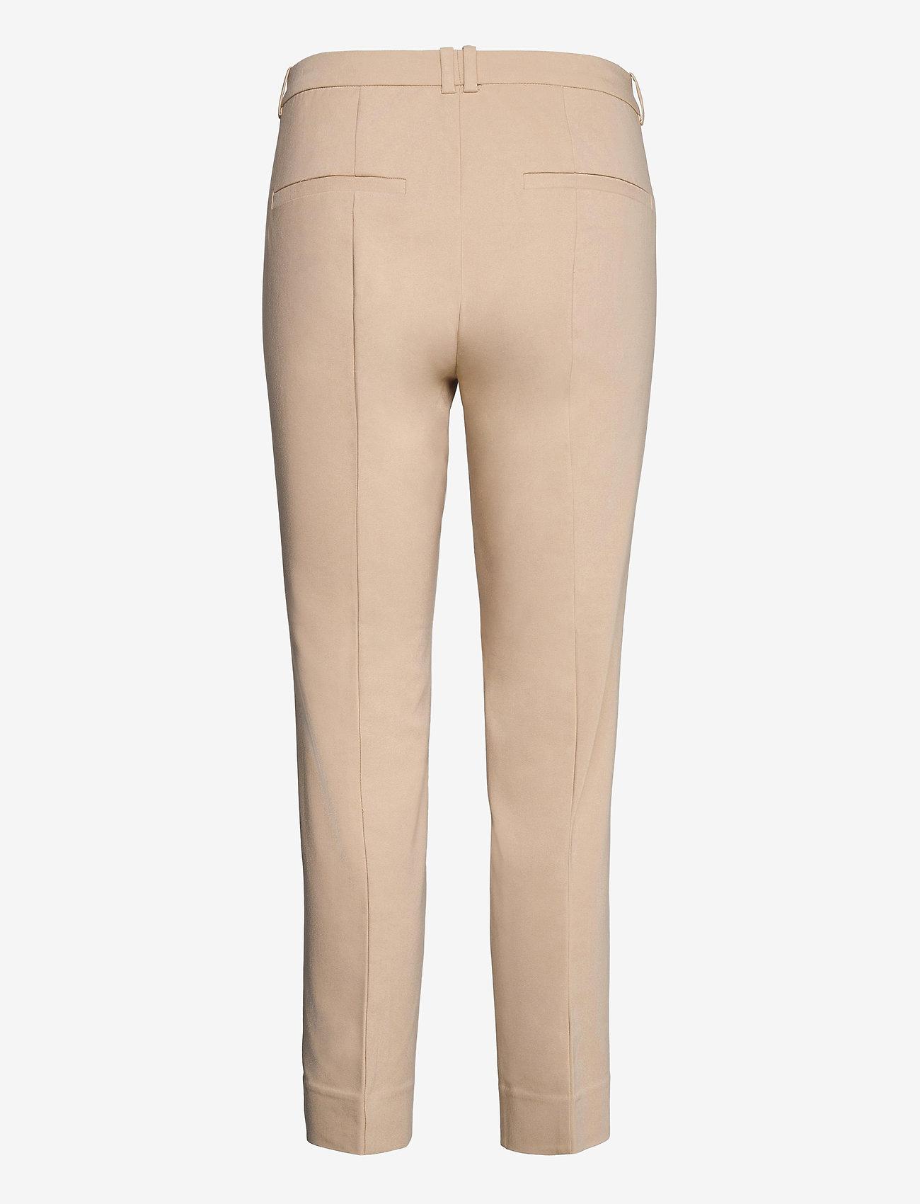 InWear - Zella Pant - slim fit bukser - sandstone - 1