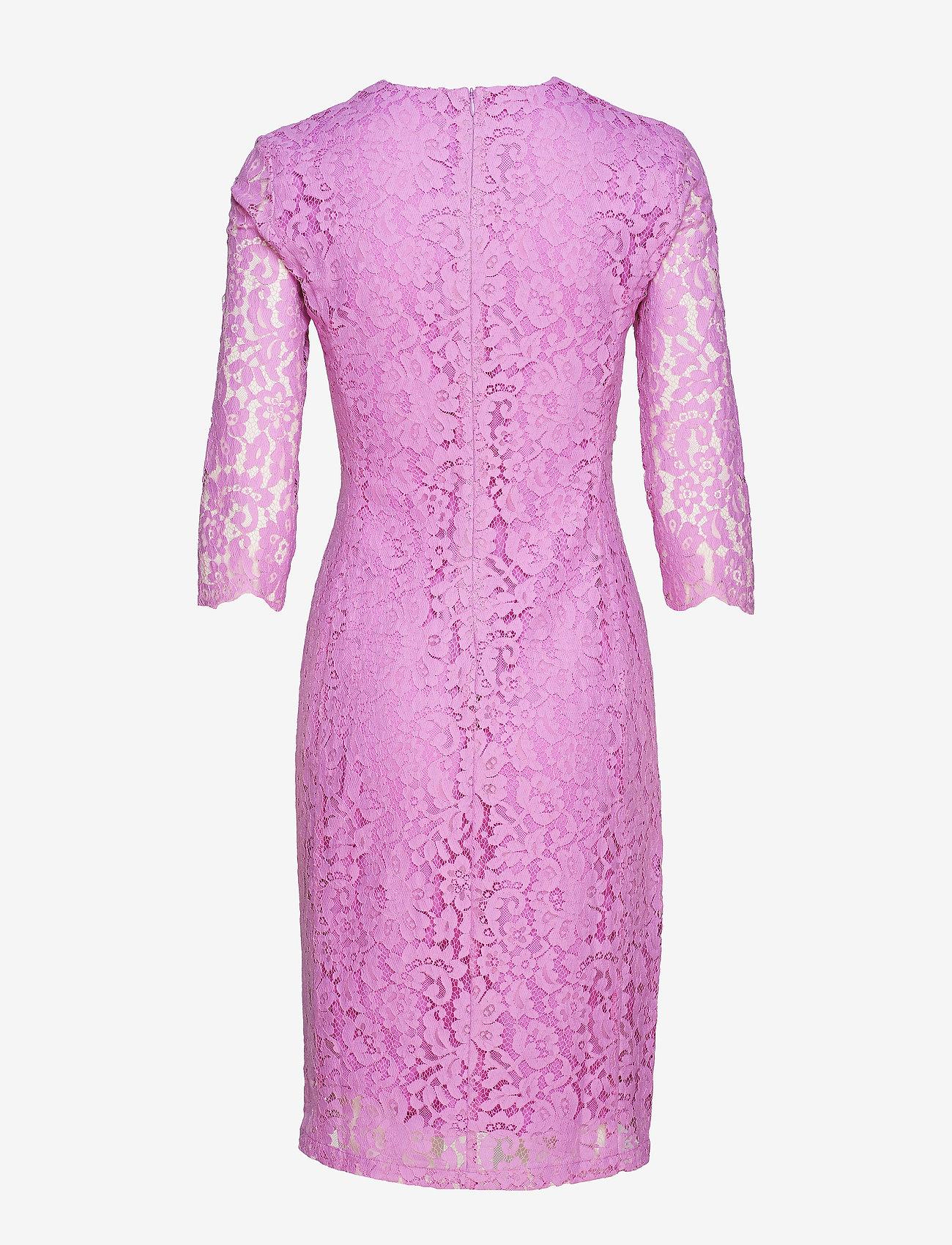 InWear - Zada Dress SO19 - bodycon-kjoler - dahlia pink - 1