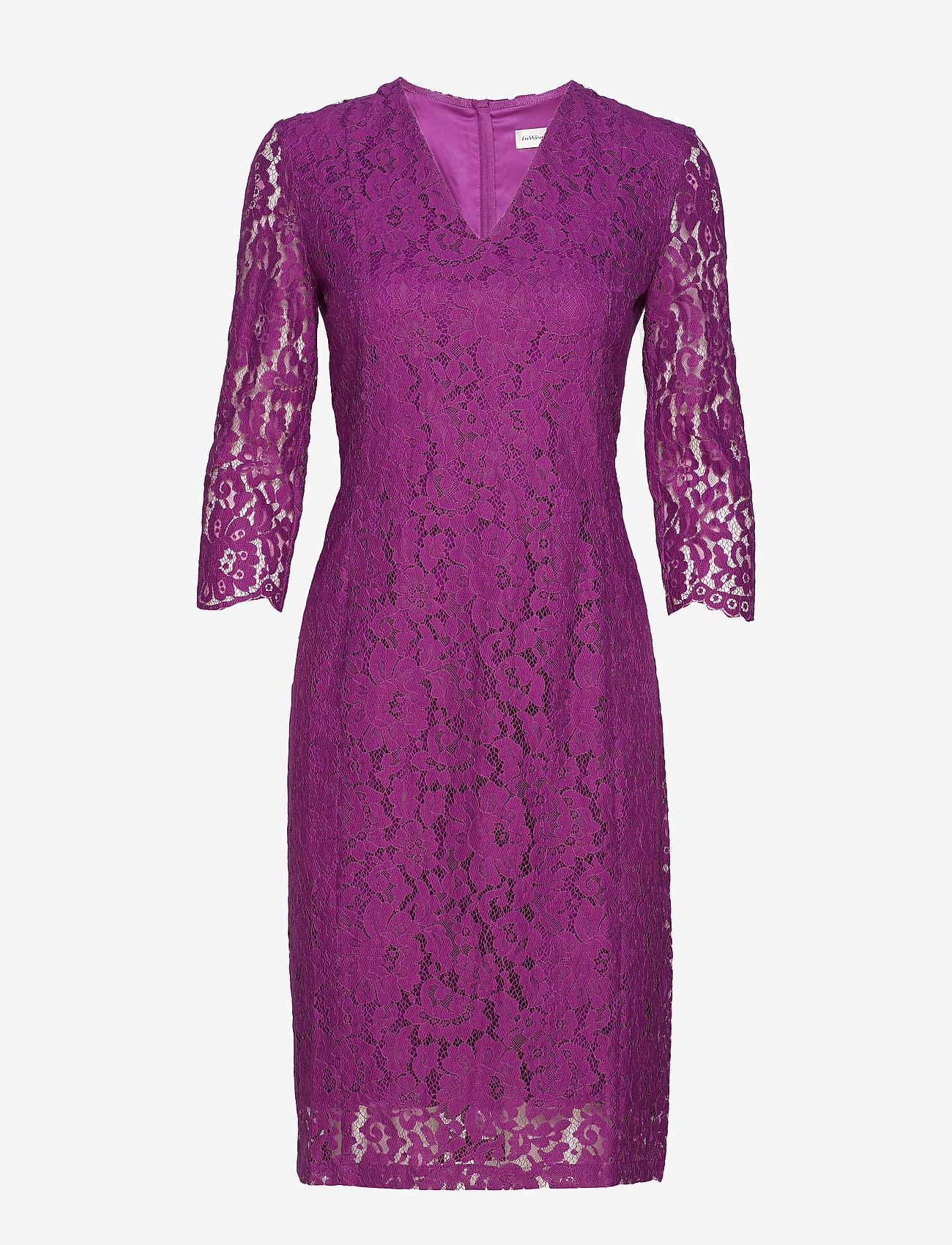 InWear - Zada Dress SO19 - bodycon-kjoler - sparkling grape - 0