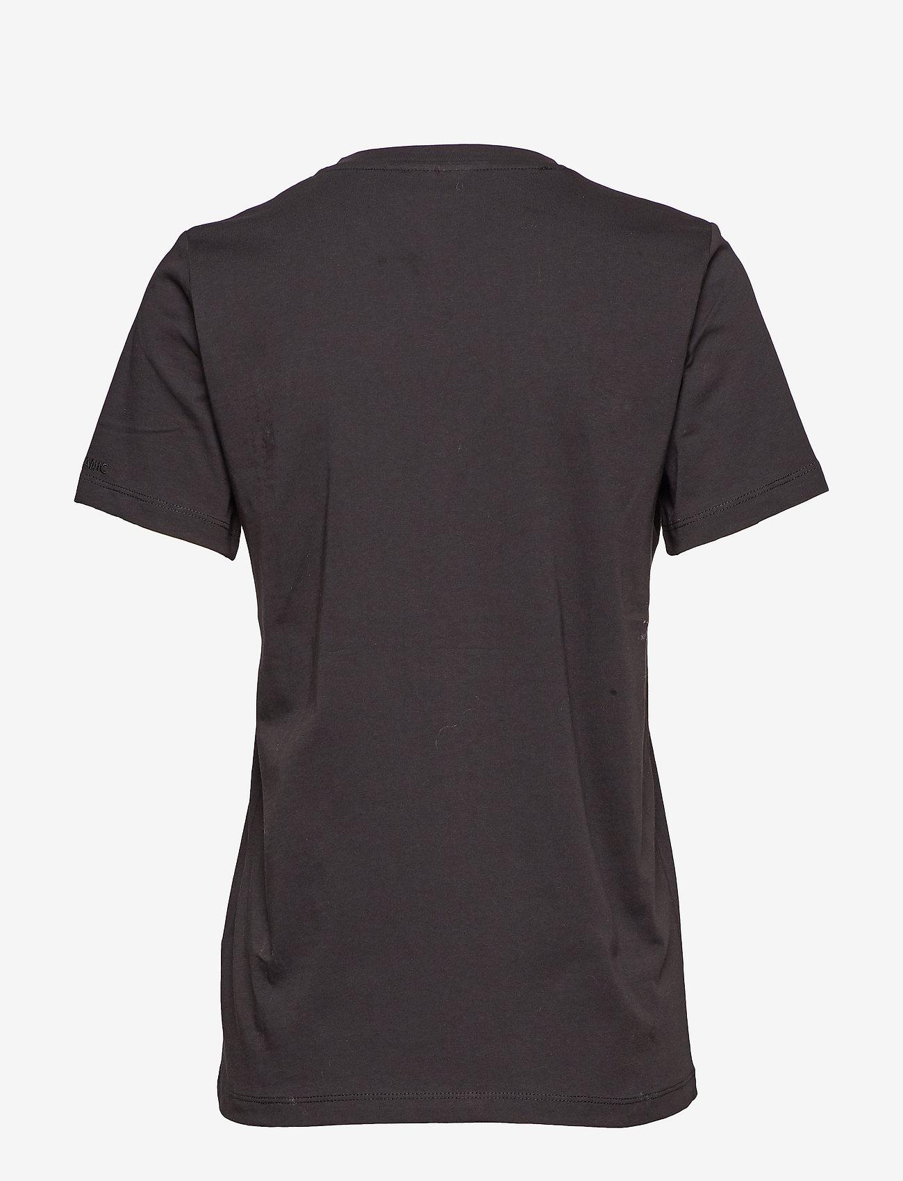 InWear Kaila V-neck T-shirt - T-shirty i zopy BLACK - Kobiety Odzież.