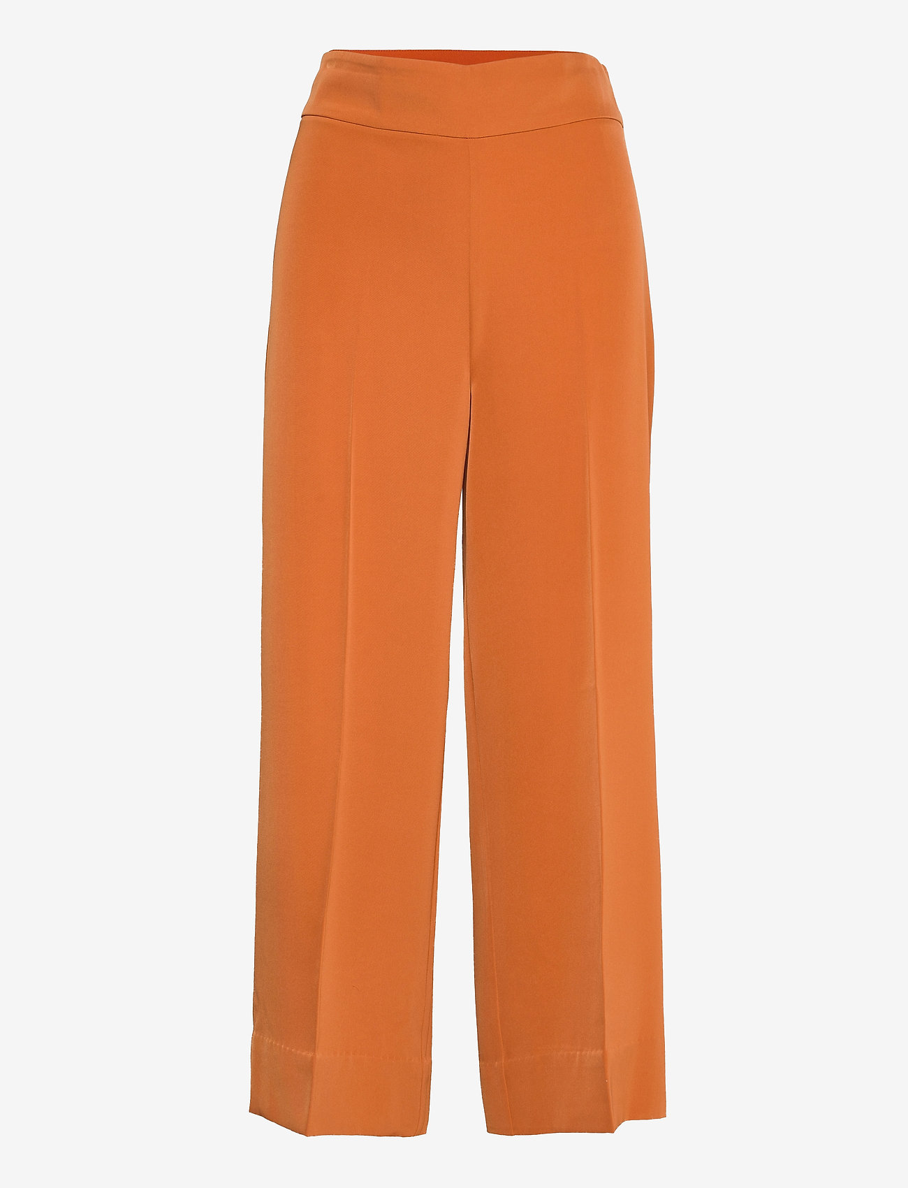 InWear - Zhen Culotte Pant - bukser med brede ben - honey - 0
