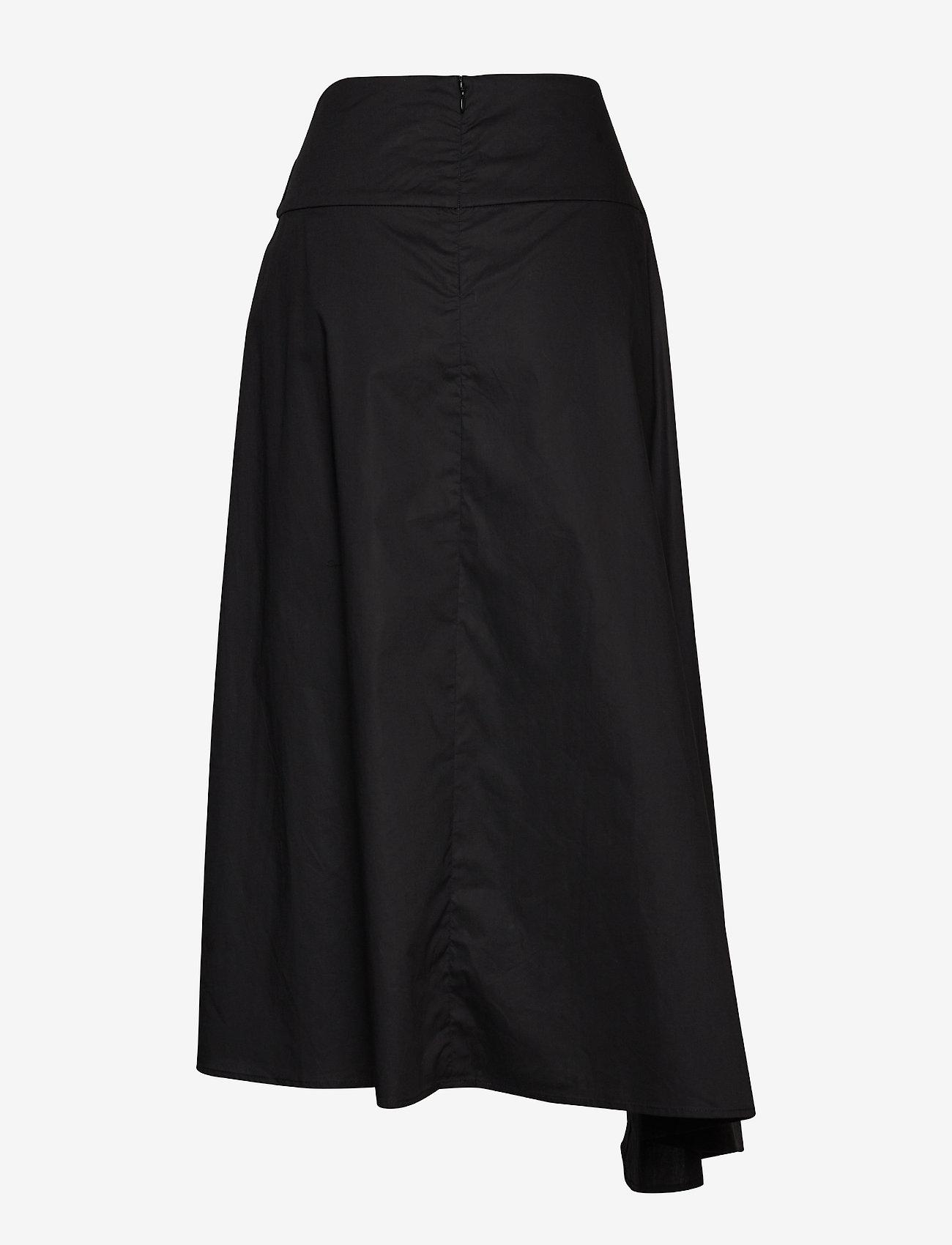 InWear IlsaIW Skirt - Skirts BLACK