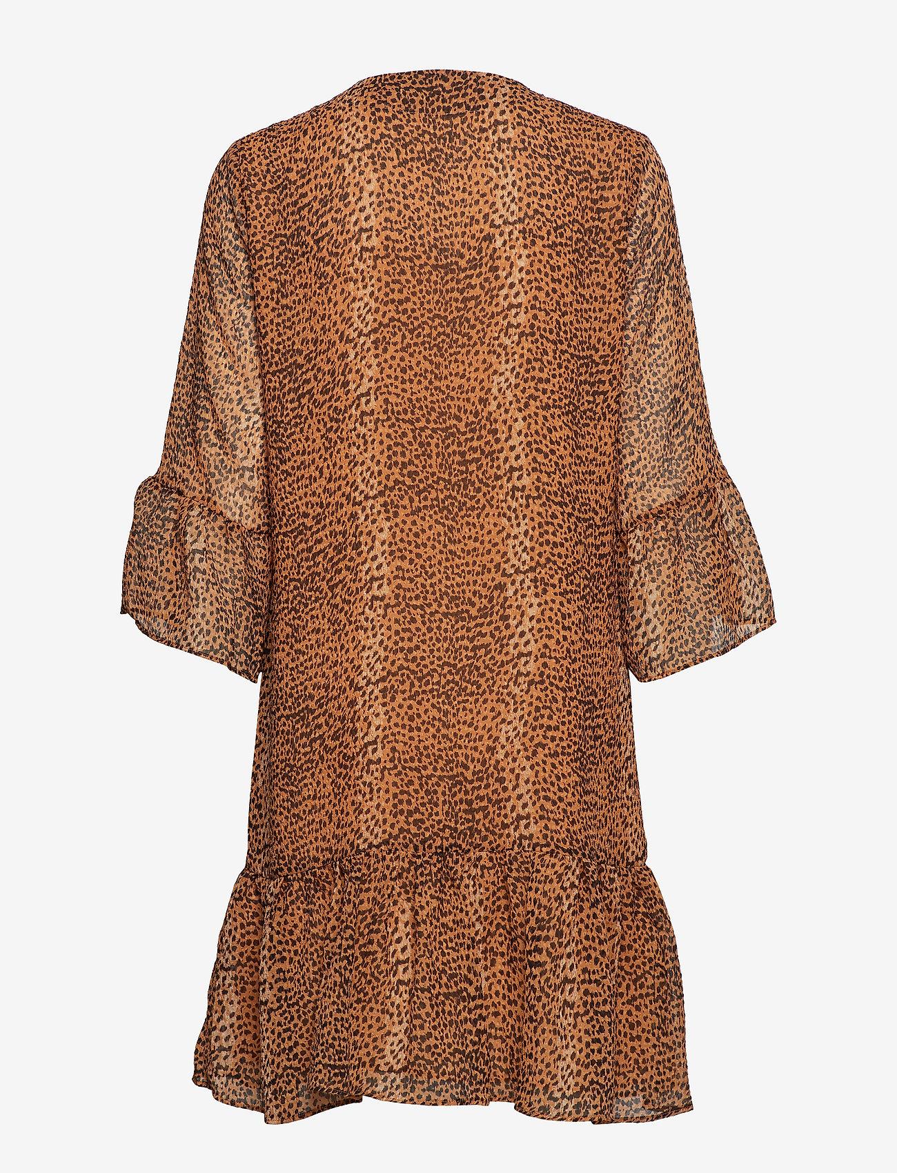 InWear TanyaIW Dress - Dresses LIGHT BROWN ANIMAL