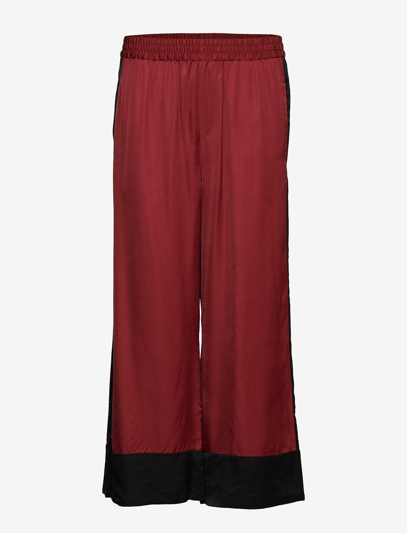 InWear - ToryIW Pant - bukser med brede ben - russet brown - 0