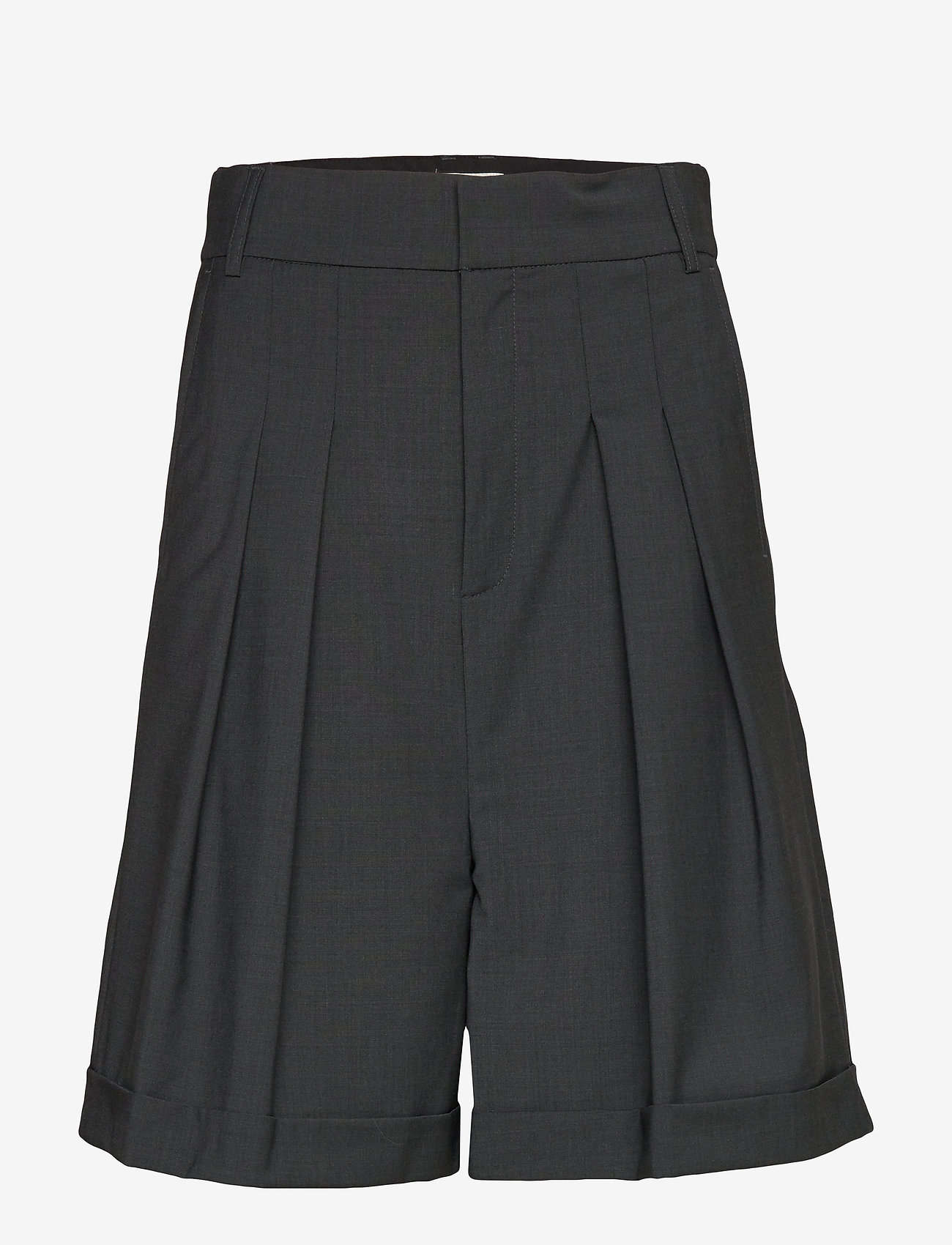 InWear - IW50 32 CarolynIW Shorts - bermuda-shortsit - dark grey melange - 1