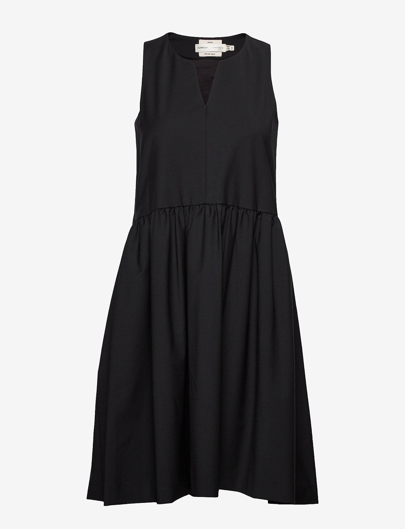 Iw50 39 Carolyniw Dress (Black) - InWear 7ytD1w
