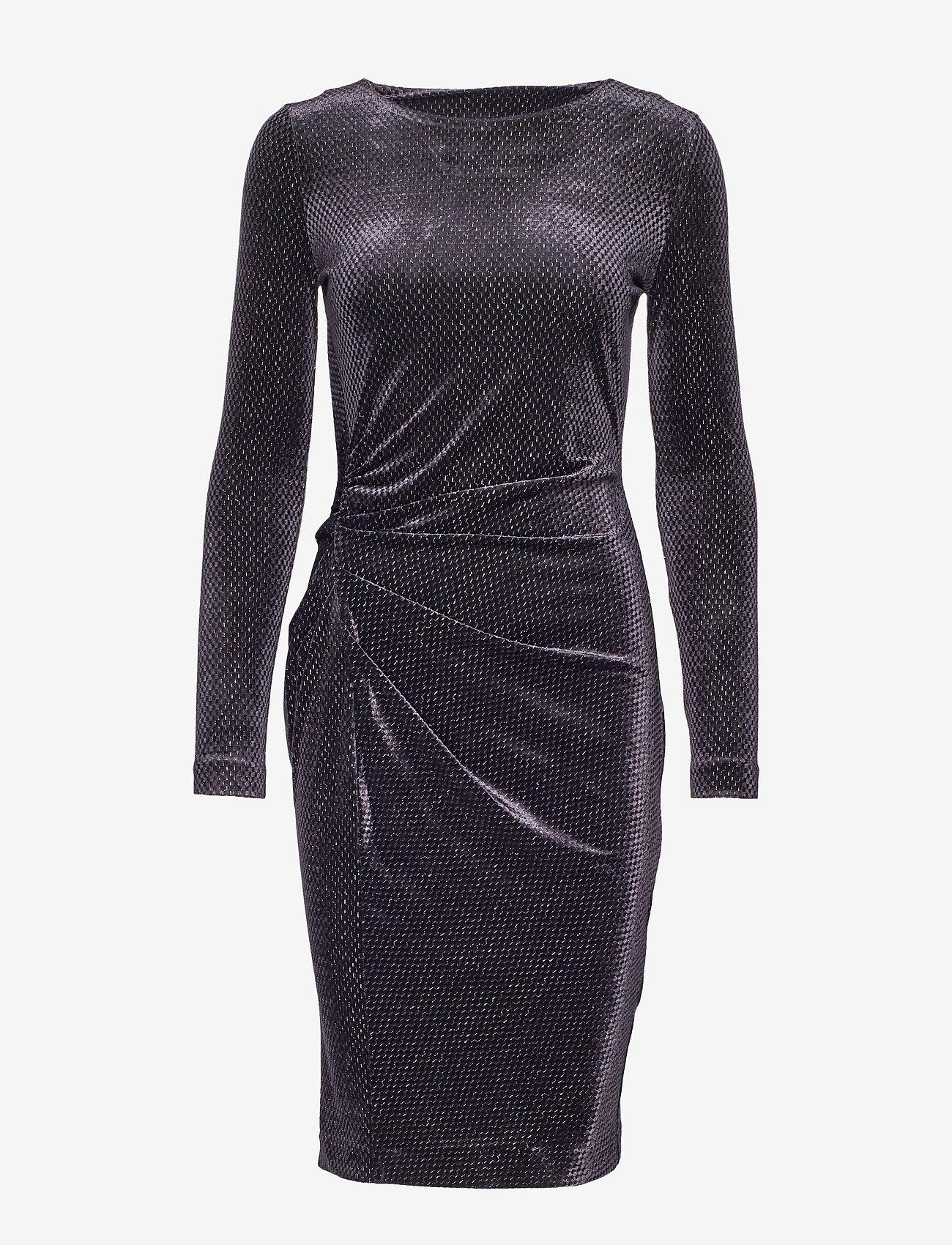 InWear - OnoIW Drape Dress - juhlamekot - black