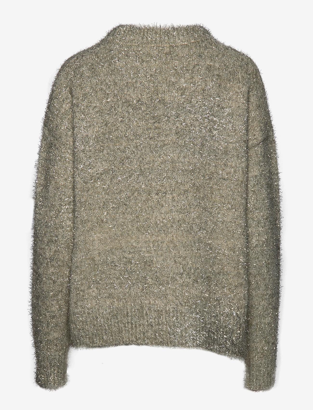 InWear - OzonaIW Pullover - neulepuserot - silver