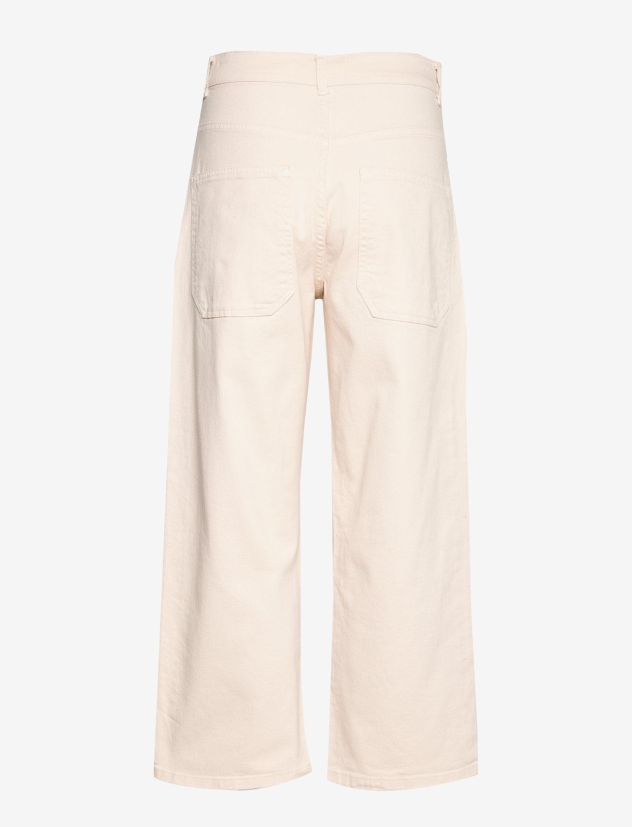InWear - EnovaIW Pants - broeken met wijde pijpen - french nougat - 1