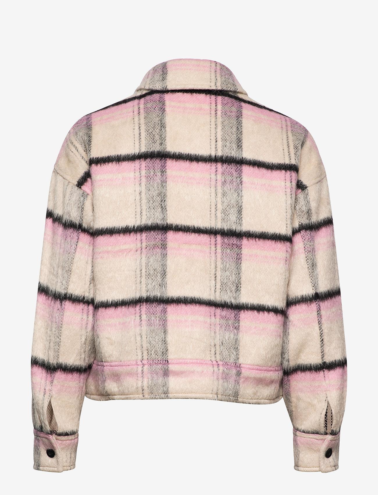 InWear - EloIW Jacket - wełniane kurtki - check - 1