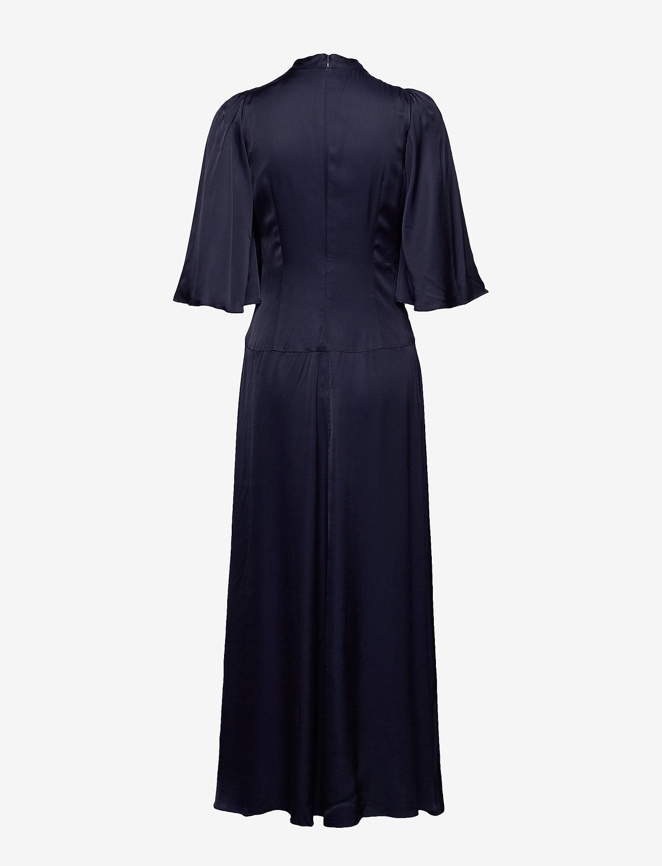 InWear Costume X InWear Long Dress - Sukienki MARINE BLUE - Kobiety Odzież.