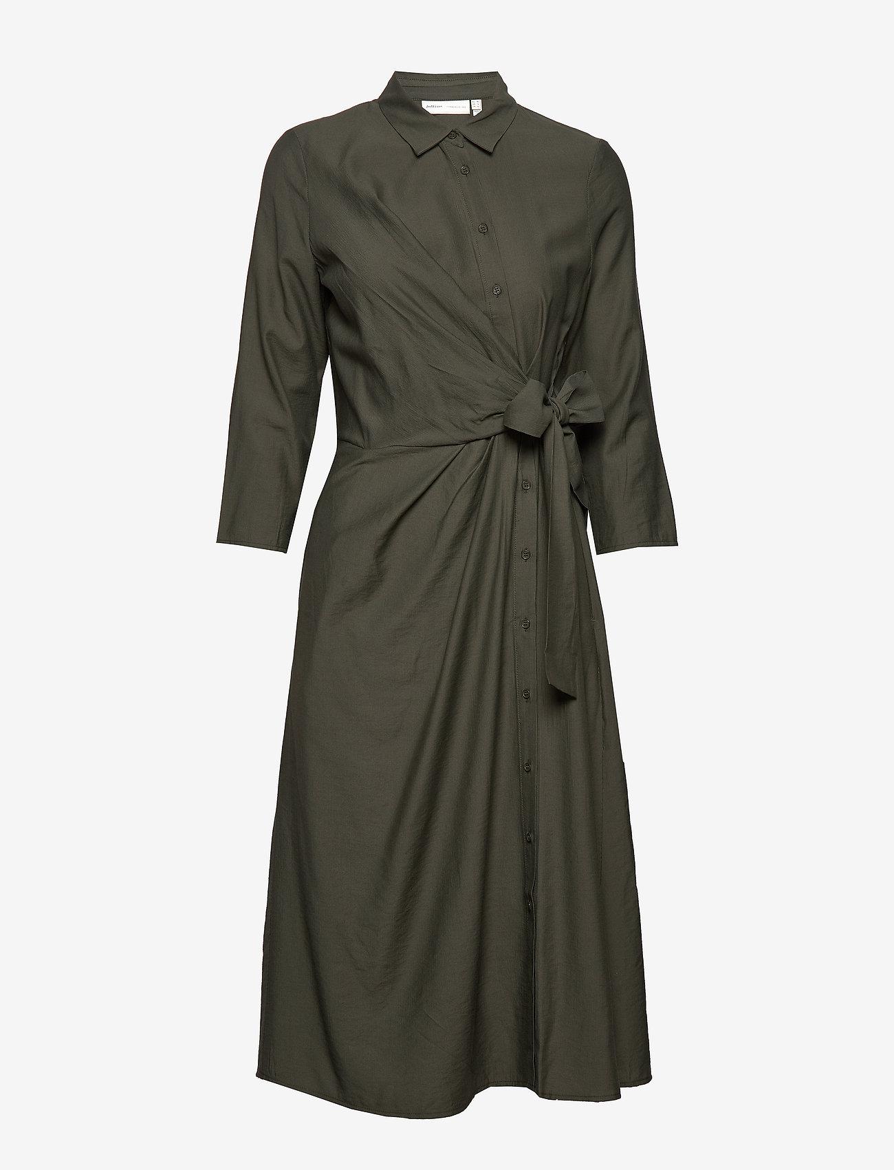 Roxiiw Dress (Beetle Green) - InWear jgOmIR