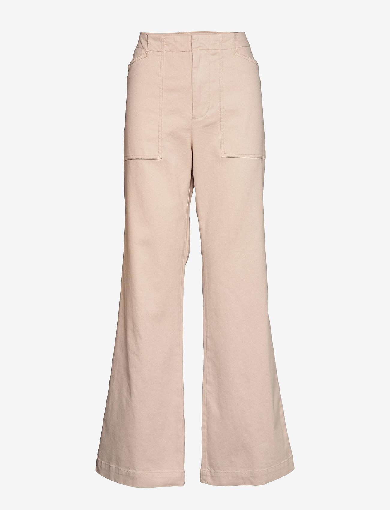 InWear MavisIW Pants - Bukser FRENCH NOUGAT - Dameklær Spesialtilbud