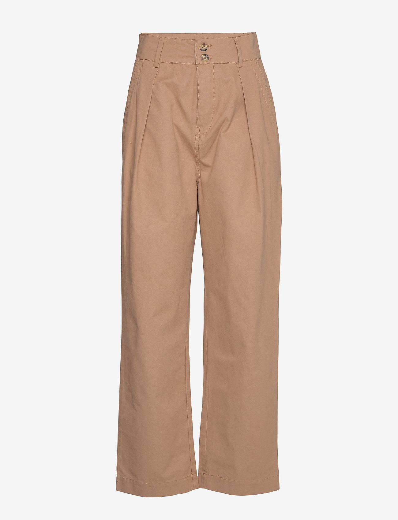 InWear MonaIW Pleat Pants - Bukser AMPHORA - Dameklær Spesialtilbud