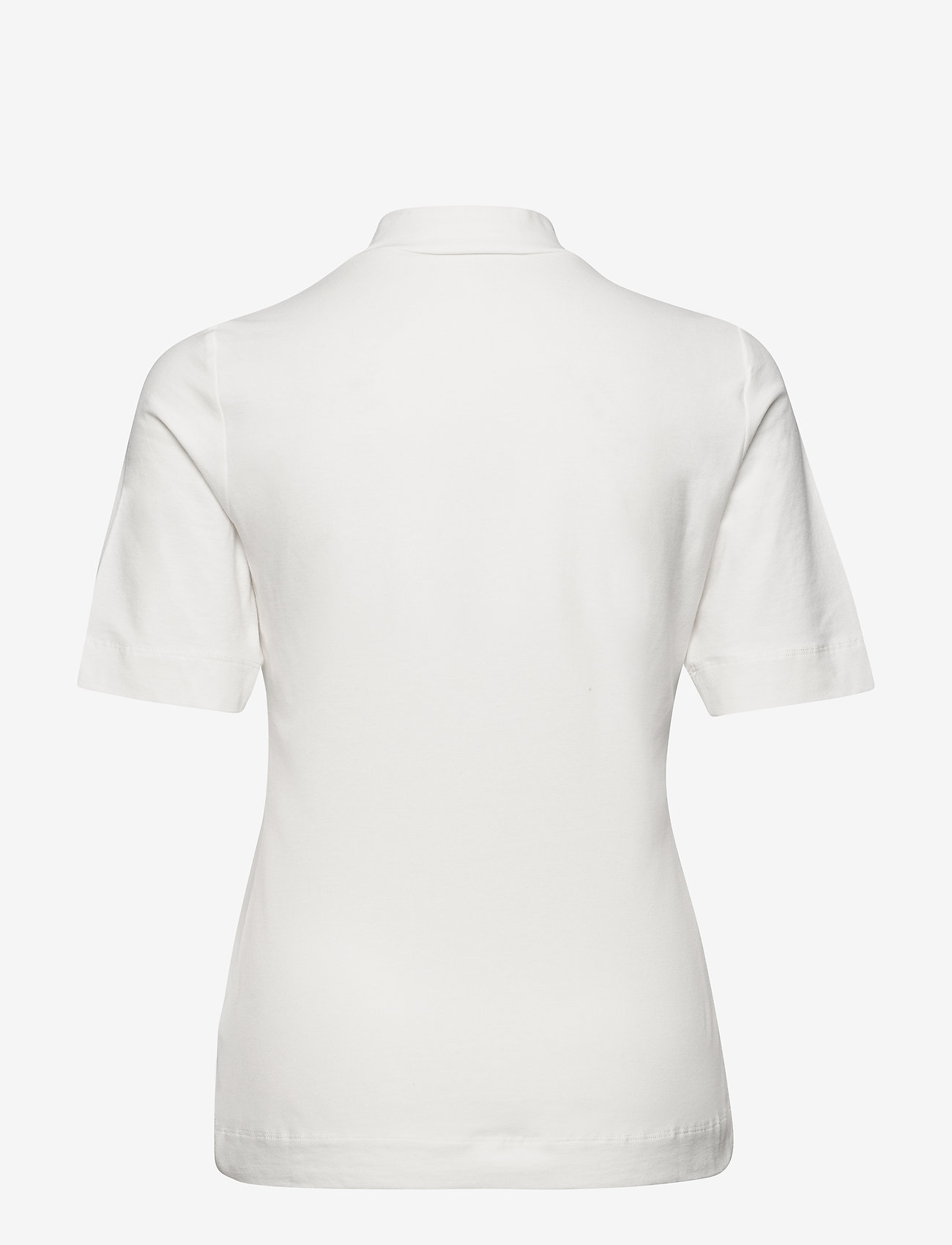 InWear FondaIW Turtleneck SS - T-shirts & topper WHITE SMOKE - Dameklær Spesialtilbud