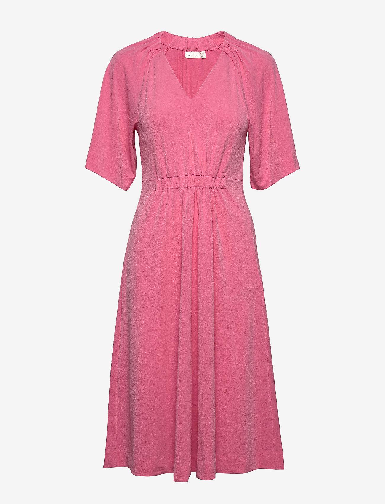 InWear - AbelIW Dress - do kolan & midi sukienki - morning glory