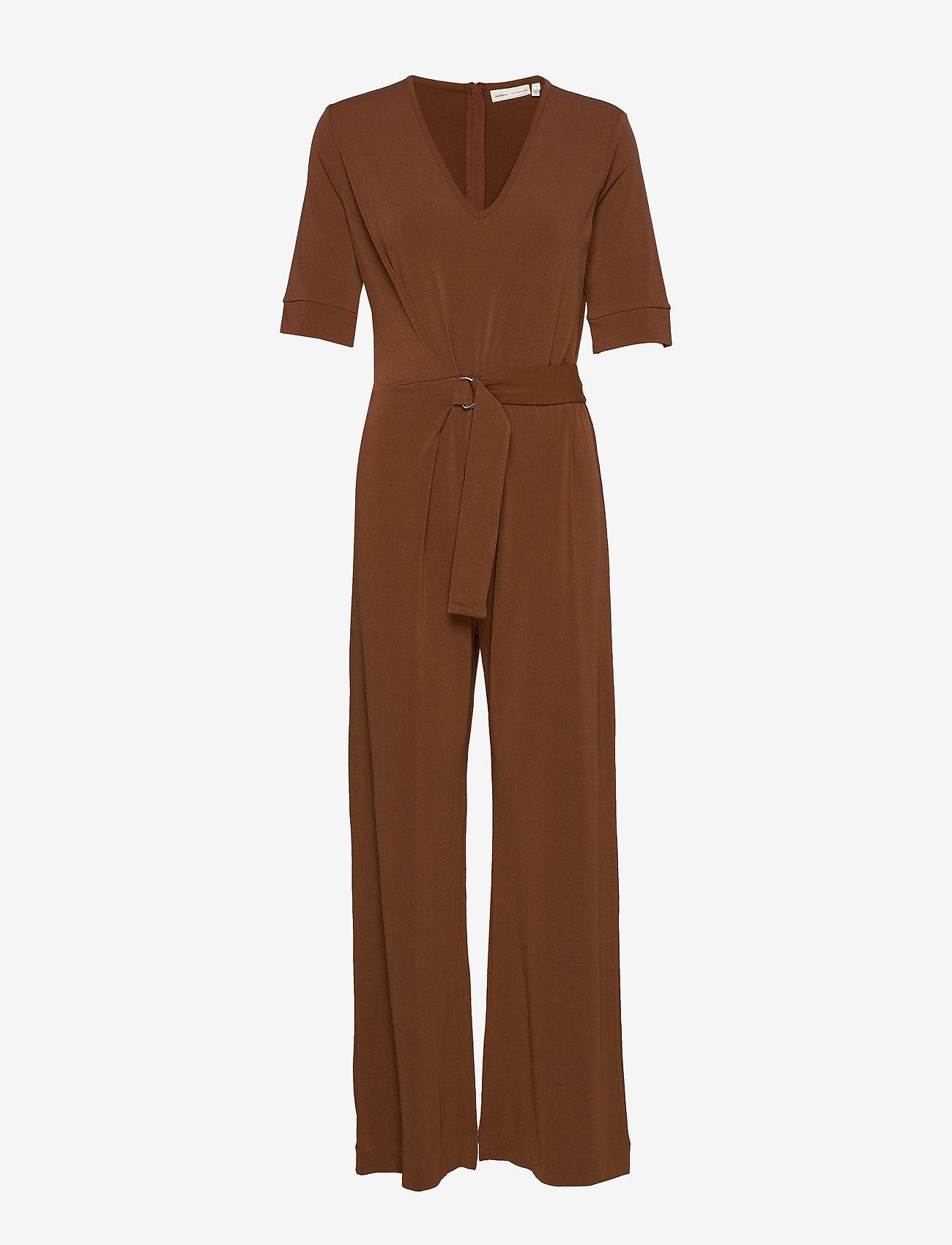 InWear - AdenIW Jumpsuit - jumpsuits - cinnamon - 1