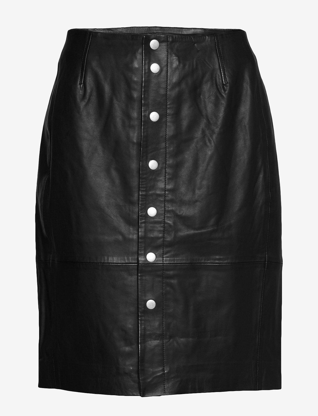 Kathiiw Skirt (Black) - InWear bmmwKa