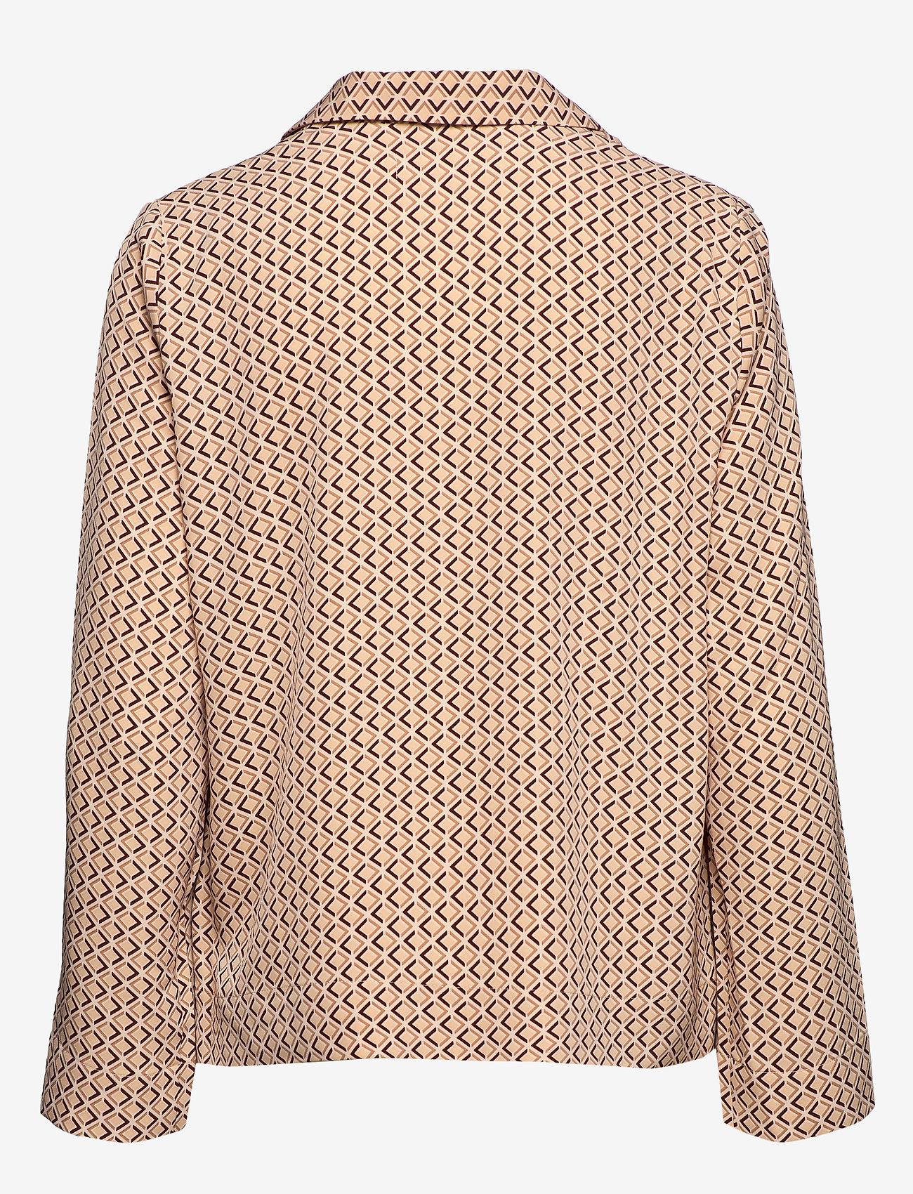 Camilleiw Shirt (Geometric Square) - InWear WuEy4X